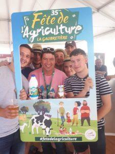 fete-agricultrure-vendée-la gaubretiere-juste-lait-jeunes agricuteurs